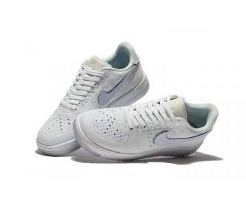 Triple Weiß Unisex Nike Air Force 1 Ultra Flyknit Low Schuhe 817419-011