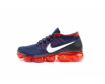Nike Vapormax 849560-416 Herren Blau/Wein Rot/Weiß Schuhe