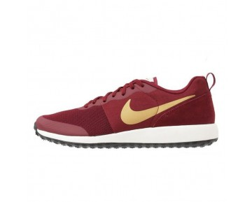 Schuhe Nike  Spring Elite Shinsen 801780-671 Wein Rot/Gold Unisex