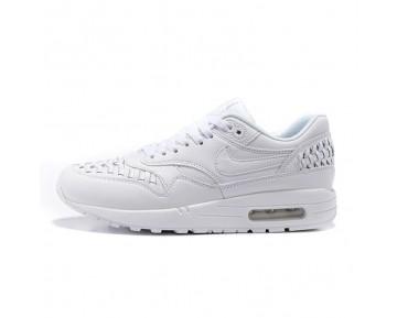 Schuhe Whit Herren 725232-100 Nike Air Max 1 Woven