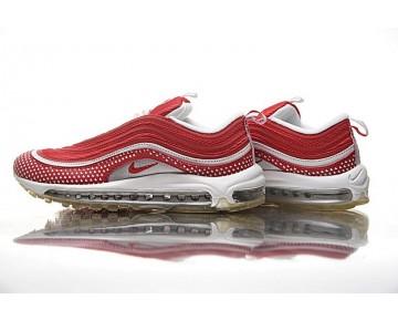 Schuhe Nike Air Max 97 Damen Fuchsia Rosa/Weiß 312461-661