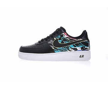 Schuhe 923093-100 Bhm Schwarz Unisex Nike Air Force 1 Low