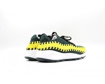 Herren Schuhe Nike Air Footscape Grün/Gelb 417725-602