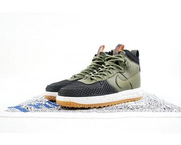 Nike Lunar Force 1 Duckboot 805899-001 Herren Schuhe Army Grün/Schwarz
