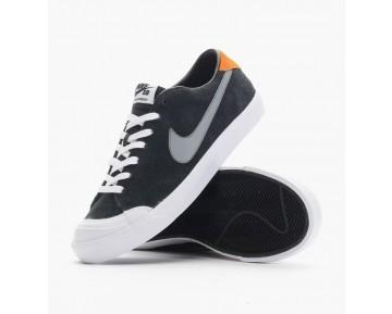 Schwarz/Grau/Orange Schuhe 806306-008 Unisex Nike Sb Zoom All Court Cory Kennedy