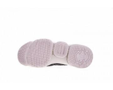 Schuhe 897649-003 Nike Lebron 15 Weiß/Lila/Wein Rot Herren