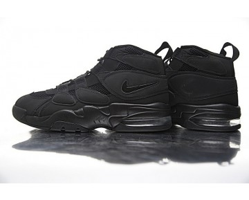 Schuhe 919831-005 Herren Nike Air Max 2 Uptempo Qs Triple Schwarz