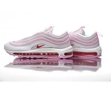 Schuhe Nike Air Max 97 313054-161 Weiß/Rosa Damen