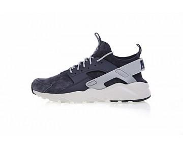 829669-667 Herren Schuhe Nike Air Huarache Ultra Id Lila/Blau