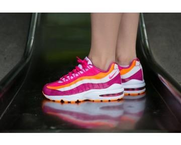 Nike Air Max 95 Gs Schuhe Rosa 310830-603 Damen