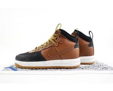 Nike Lunar Force 1 Duckboot Schuhe Herren Braun/Schwarz 805899-004