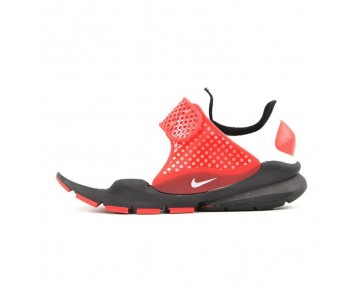 819686-024 Unisex Schuhe  Nike Sock Dart Id Rot/Schwarz/Weiß