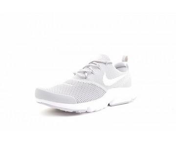 Nike Air Presto Fly Schuhe 908019-001 Herren Grau/Weiß