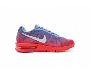 Fuchsia Rosa/Rot/Blau Schuhe Herren 719912-602 Nike Air Max Sequent