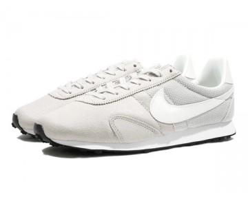 Beige Unisex 555258-011 Schuhe Nike Pre Montreal Racer Vintage