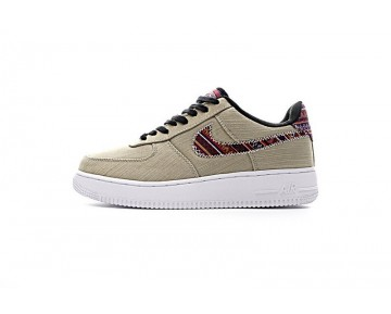 823511-200 Schuhe Unisex Indian Tannin Totem Beige Denim Nike Air Force 1