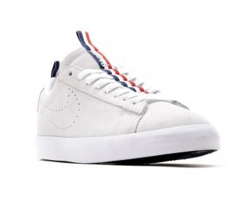 Summit Weiß/Blau/Rot Unisex Nike Sb X Call Me 917 Country Club Schuhe 874688-111