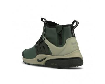 Nike Air Presto Utility Schuhe 859524-300 Herren Grün/Schwarz