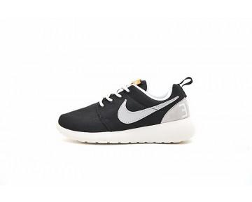 Schwarz/Licht Grau Unisex Nike Roshe One Retro 820200-001 Schuhe