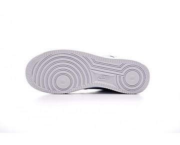 Schuhe Indian Tannin Totem Ligh Blau Denim 823511-407 Nike Air Force 1 Unisex