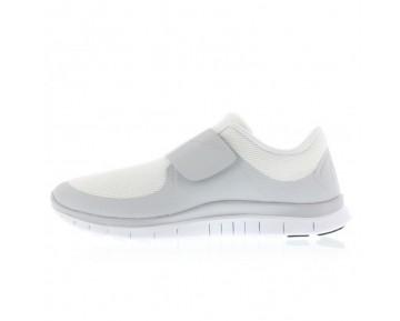 Weiß/Weiß/Weiß/Total Crimson Unisex Schuhe Nike Free Socfly 3.0 724851-111