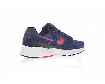 Tief Blau/Rot Nike Air Icarus Extra Qs Herren 882019-302 Schuhe
