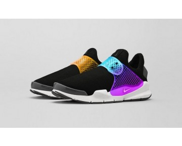 Fragment Design X Nike Sock Dart Schuhe Schwarz Grape Unisex