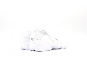 Damen 315766-110 Schuhe Weiß Nike Air Rift Sandal Br