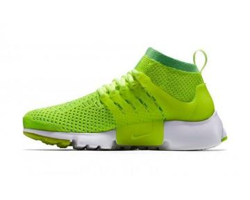 Schuhe Nike Air Presto Flyknit Ultra Voltage Grün/Volt 835738-300 Unisex