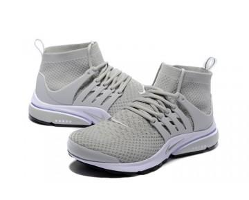 Schuhe Herren Wolf Grau 835570-002 Nike Air Presto Flyknit Ultra