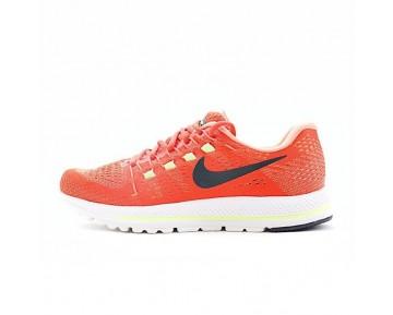 Herren Nike Air Zoom Vomero 12 Orange Rot/Weiß Schuhe 863762-800