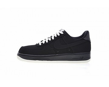 Schwarz Unisex Schuhe 820266-017 Nike Air Force 1 Low