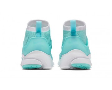 835738-301 Hyper Turquoise/Hyper Turquoise Unisex Nike Air Presto Flyknit Ultra Schuhe