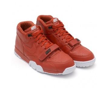 Herren Brick Rot 806942-881 Schuhe Fragment Design X Nikecourt Air Trainer 1 Mid Premium Sp