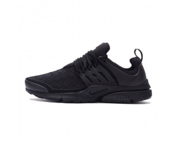 Schuhe All Schwarz 848186-001  Nike Air Presto Se Woven Herren