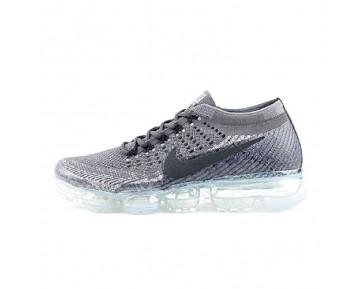 Herren Cement/Grau/Blau Nike Air Vapormax Schuhe 849560-010