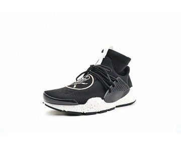 Schwarz/Weiß Schuhe Herren The Shoe Surgeon X Nike Sock Dart Mid Lace Darts 819686-002