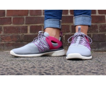 Licht Grau/Rose Rosa Damen Nike Free Viritous Schuhe 725060-002