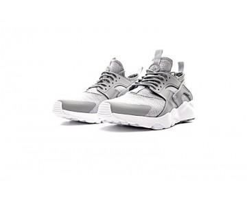 Unisex Nike Air Huarache Ultra Flyknit Id Schuhe 833147-002 Grau