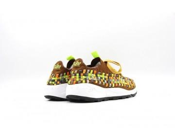 Nike Air Footscape Unisex 325145-063 Braun Schuhe