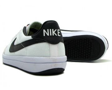 Damen Nike Meadow Textile Schuhe Weiß/Schwarz 833517-100
