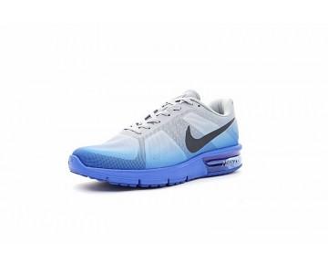 Blau/Grau Schuhe Herren Nike Air Max Sequent  719912-405