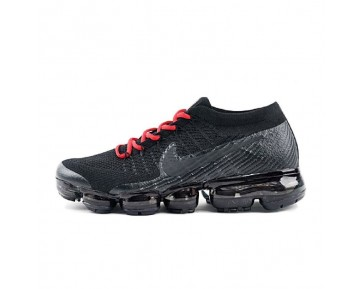 Schwarz/Rot Herren 849560-006 Nike Air Vapormax Schuhe