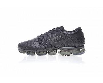 All Schwarz Nike Air Vapormax Flyknit Schuhe 849558-010 Herren