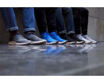 Herren Nike Air Footscape Magista Sp Legend Blau 652960-441 Schuhe