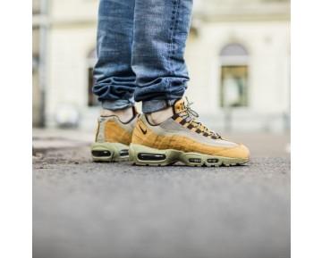 Schuhe Herren Nike Air Max 95 Premium 538416-700 Wheat Pack