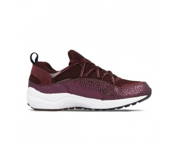 Tief Burgundy Herren Nike Air Huarache Light 306127-641 Schuhe