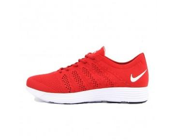 535089-660 Rot/Volt Schuhe Nike Flyknit Lunar Htm Nrg Herren