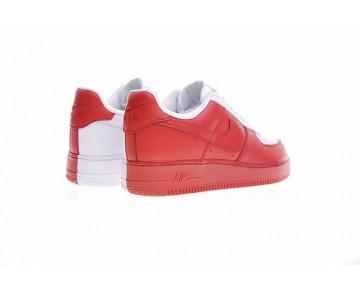 905345-005 Rot/Weiß Schuhe Unisex Nike Air Force 1 Low Split