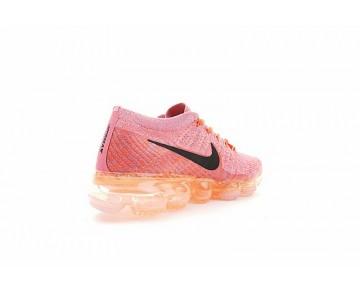849561-800 Rouge Orange Schwarz Schuhe Nike Air Vapormax Damen